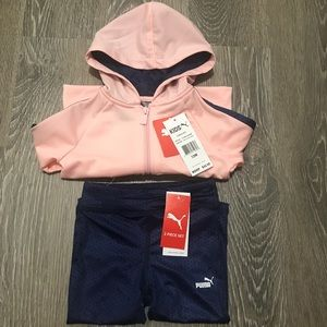 Puma Track Suit for Girls